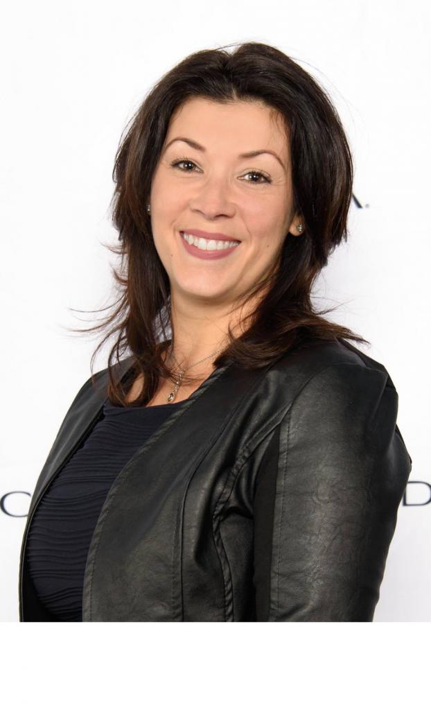 Karine Fortin, propriétaire de l'institut Chez l'Esthéticienne.