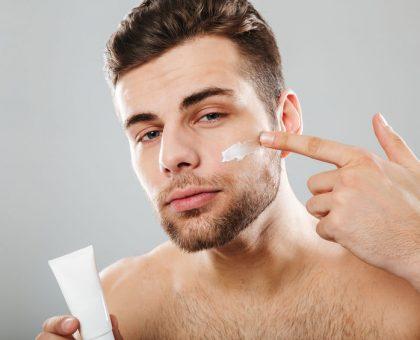 La peau au masculin
